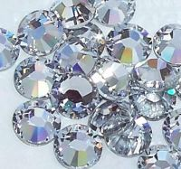 ss30 (6mm) Flat Back Crystal 144 Stones