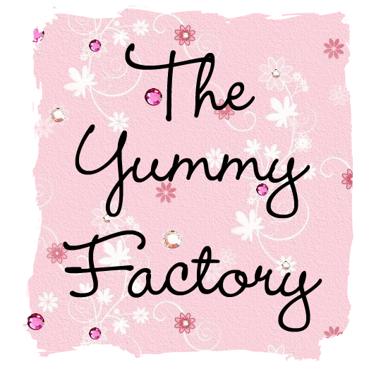 Rhinestone guides - The Yummy Factory